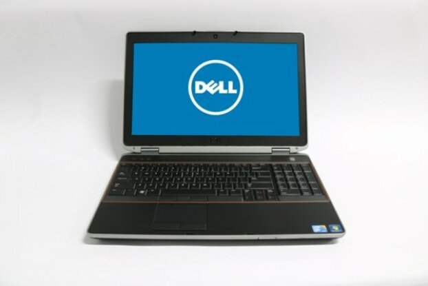 Laptop Dell Latitude E6520, Intel Core i5 Gen 2 2410M 2.3 GHz, 4 GB DDR3, 128 GB SSD NOU, WI-FI, DVD